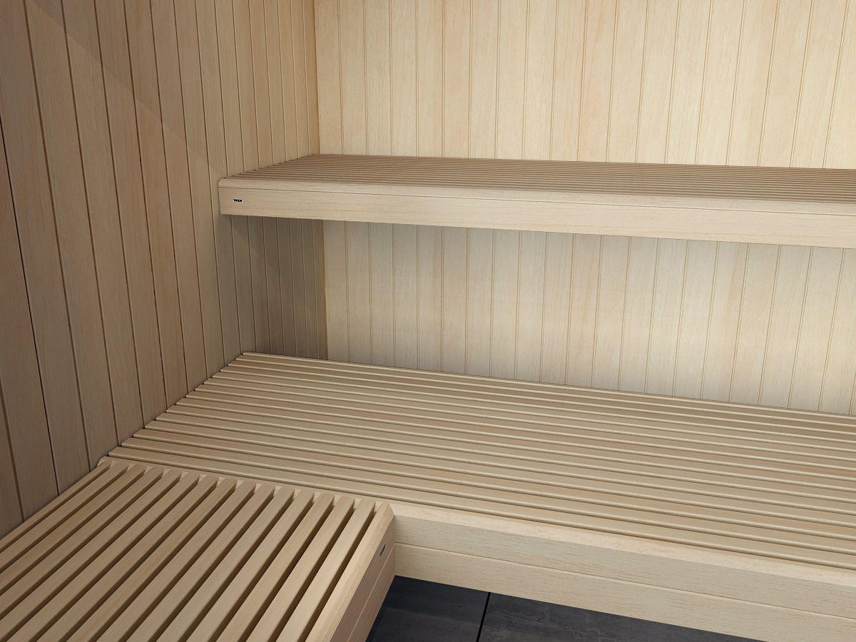 Cabine De Sauna Prix saunas | sensations Ô